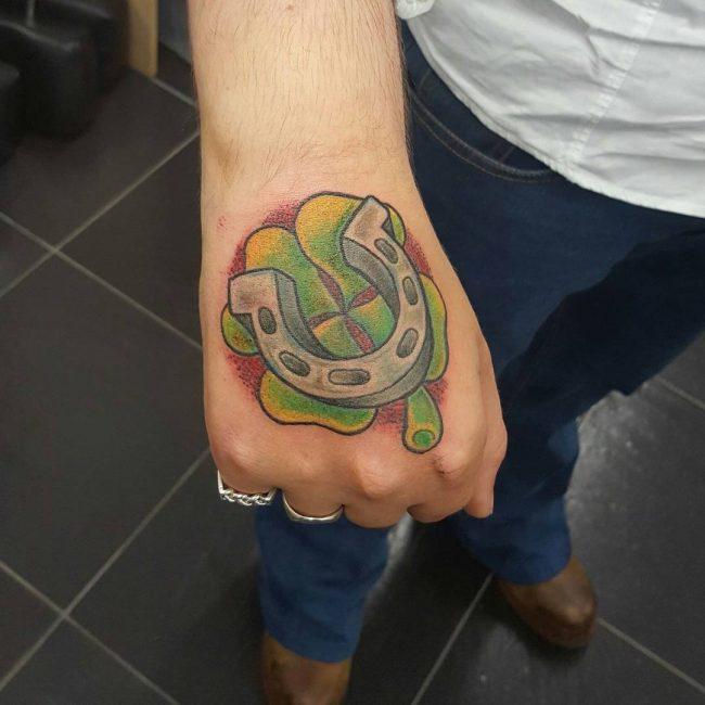 Irish Tattoo 36