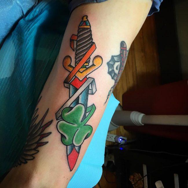 Irish Tattoo 37