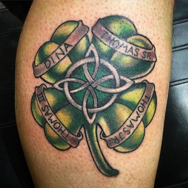 Irish Tattoo 38