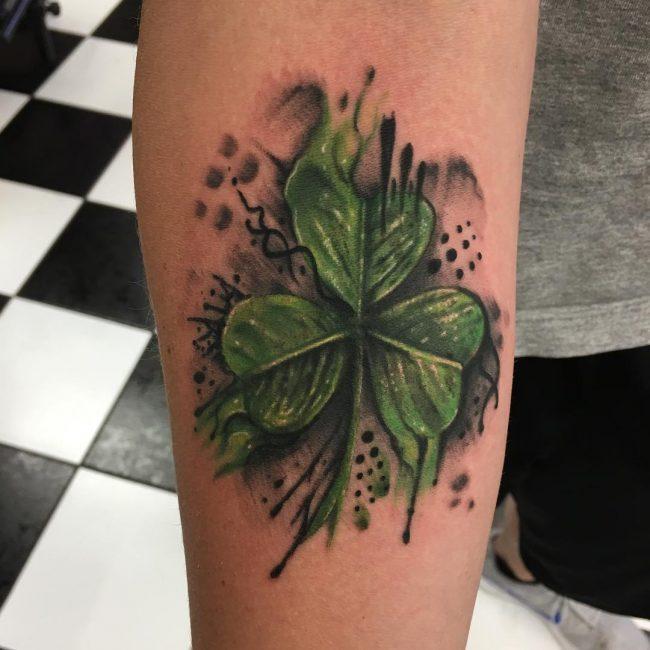 Irish Tattoo 39