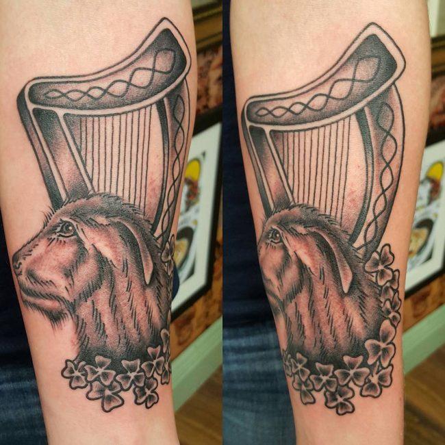 Irish Tattoo 44