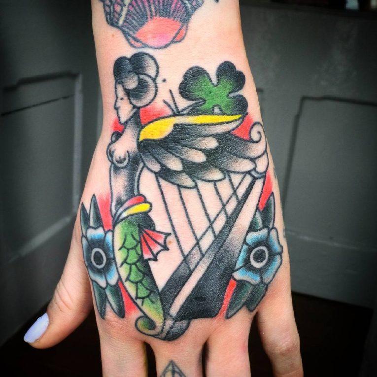 Irish Tattoo 49