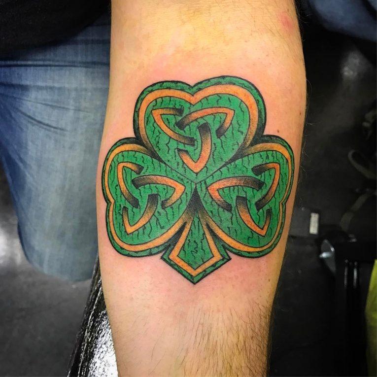 Irish Tattoo 55