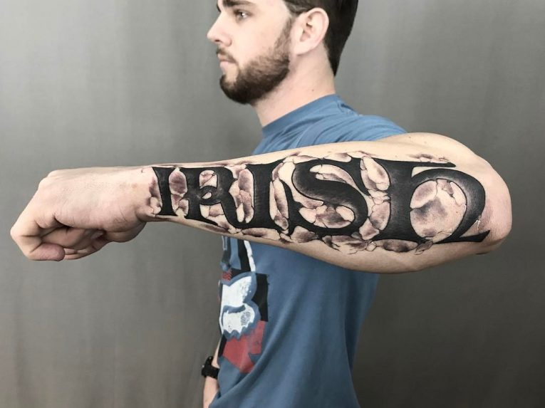 Irish Tattoo 56