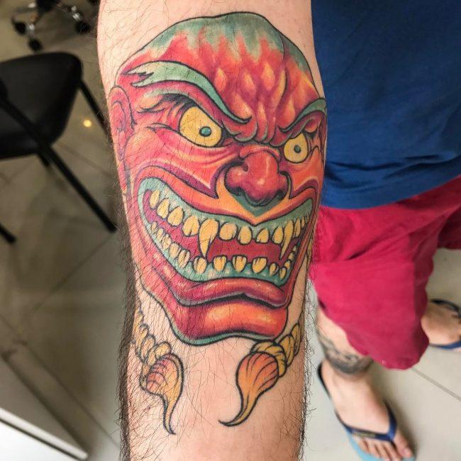Japanese Style Tattoo