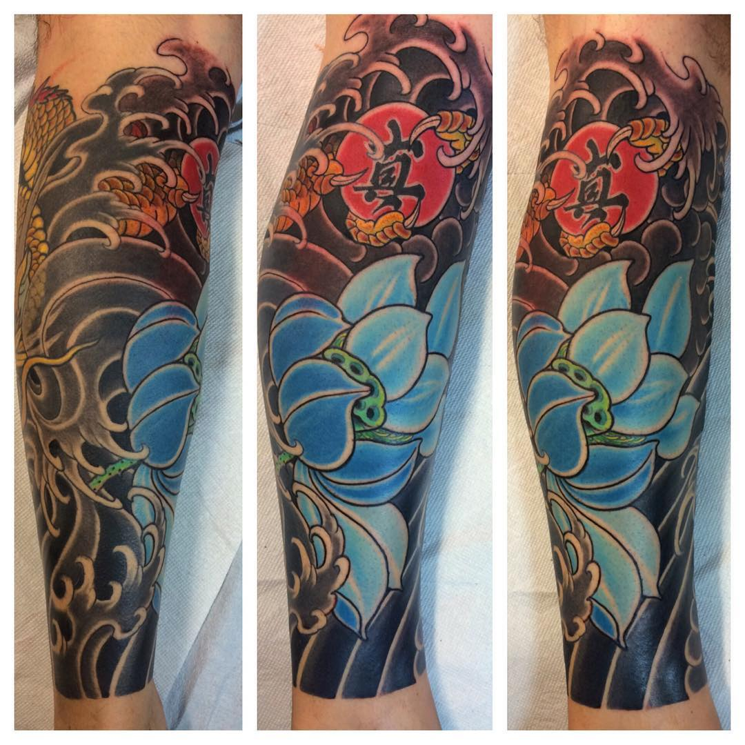 Designs Meanings 2019: 125+ Best Japanese Style Tattoo Designs & Meanings [2019]