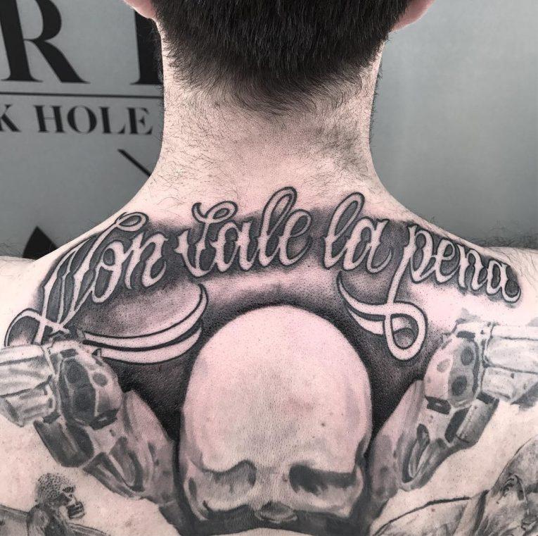 Lettering Tattoo 117