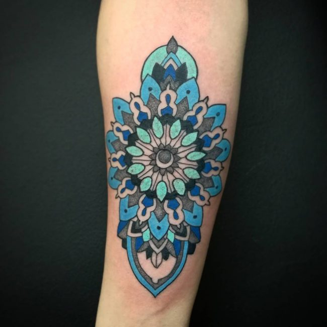 Mandala Tattoo 64