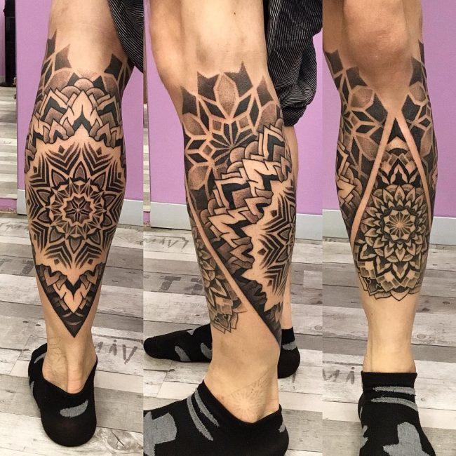 Mandala Tattoo 65