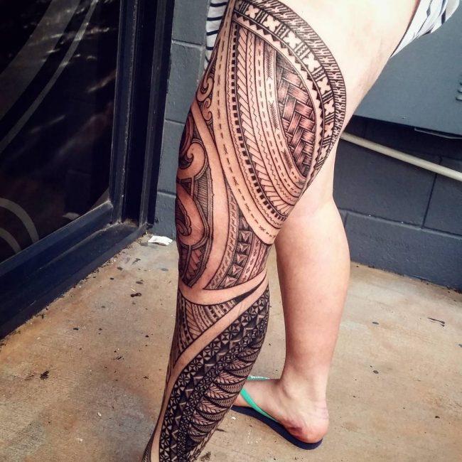 Maori Tattoo 36