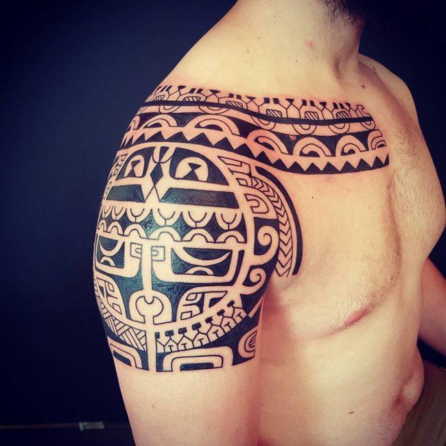 Maori Tattoo 37