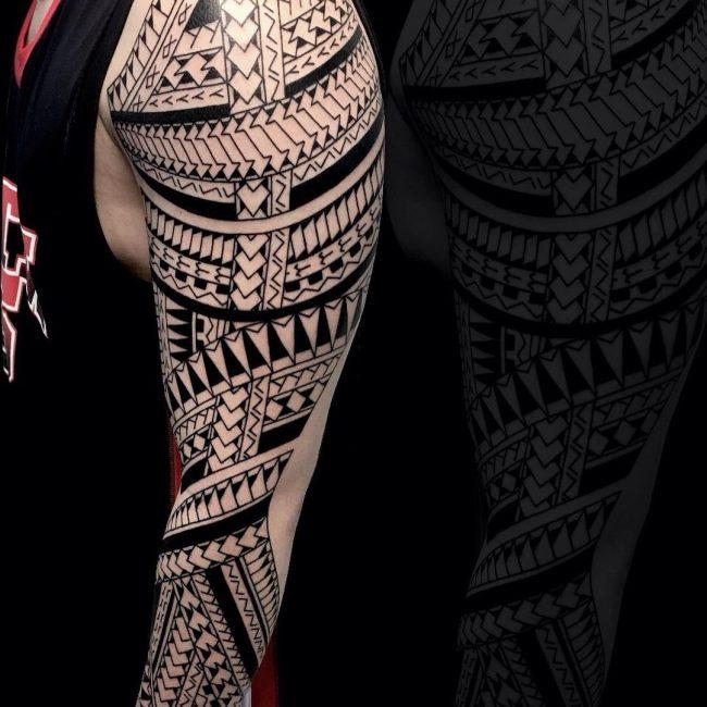 Maori Tattoo 38