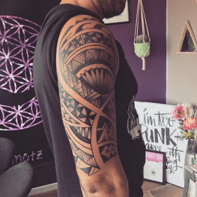 Maori Tattoo 39