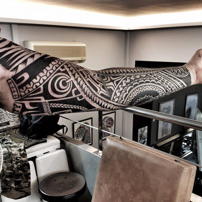Maori Tattoo 40
