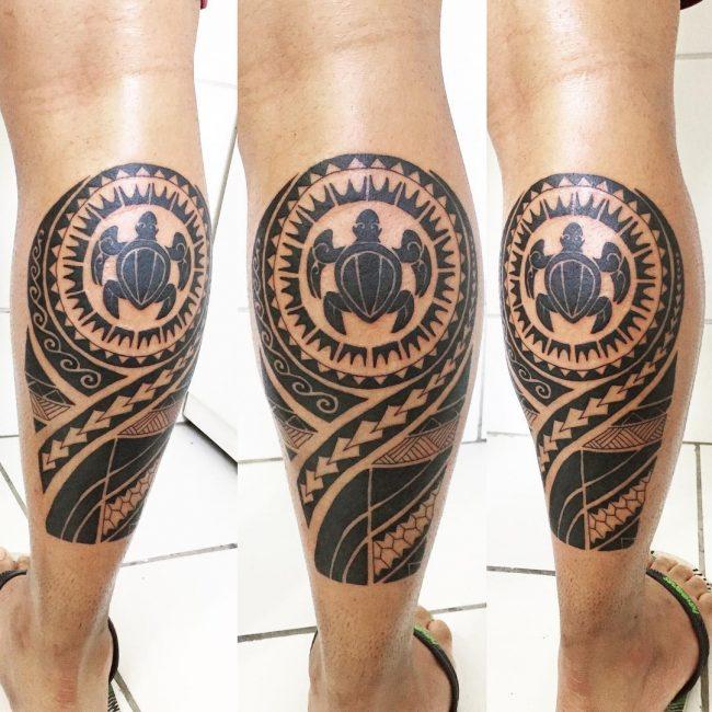 Maori Tattoo 44