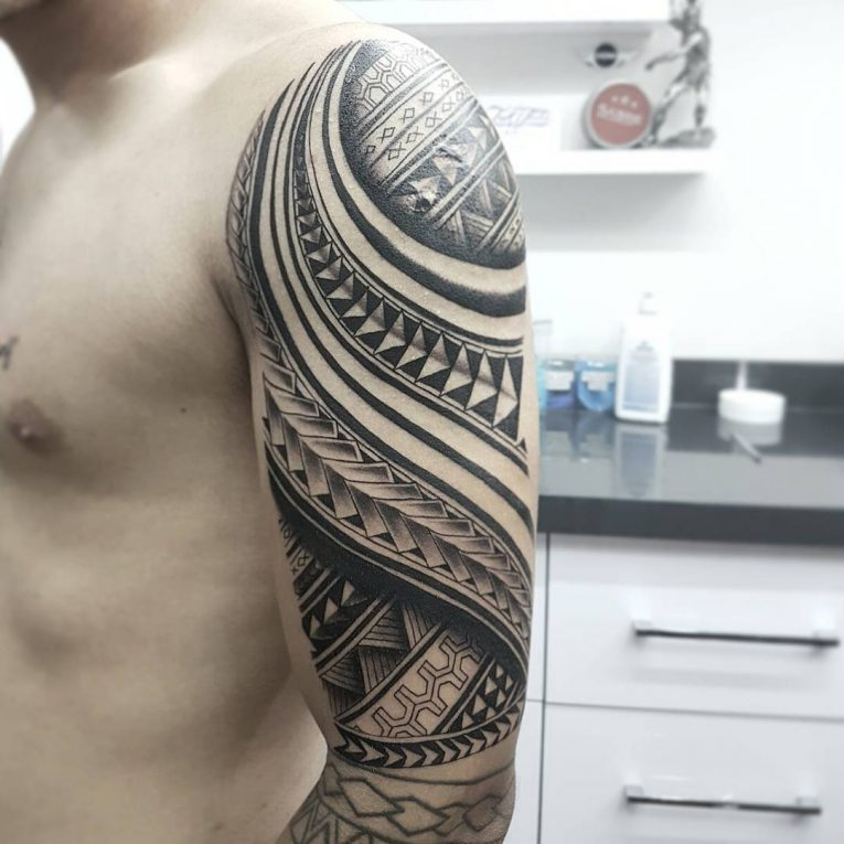 Maori Tattoo 46