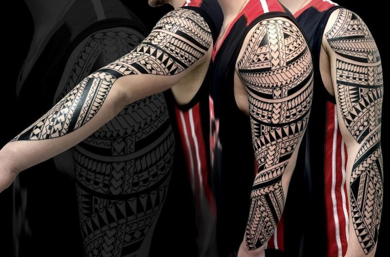 Maori Tattoo 51