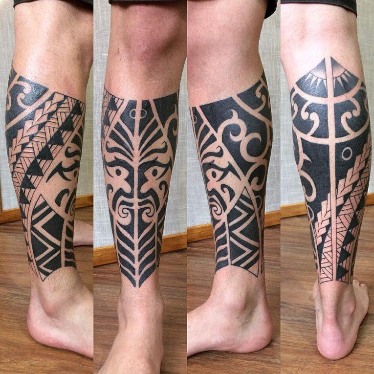 Maori Tattoo 56