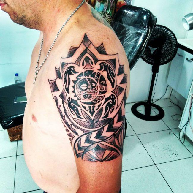 Maori Tattoo_