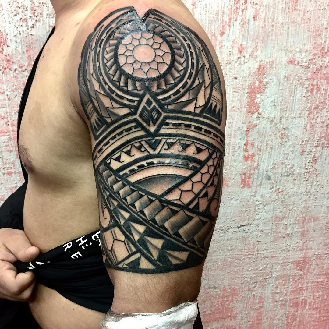 55 Best Maori Tattoo Designs Meanings Strong Tribal Pattern 2018