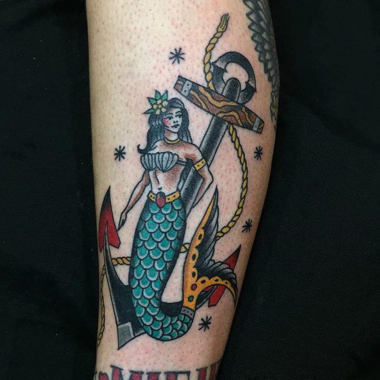 Mermaid Tattoo 84
