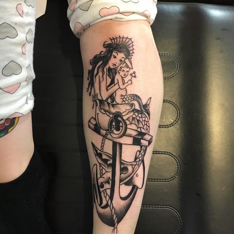 Mermaid Tattoo 87
