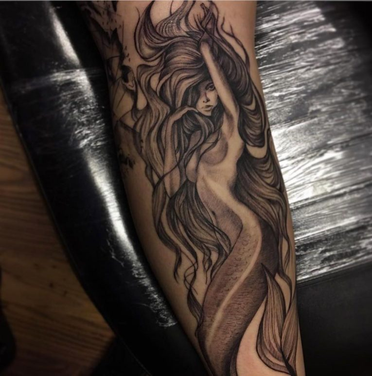 Mermaid Tattoo 88