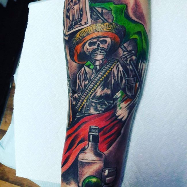 Mexican Tattoo