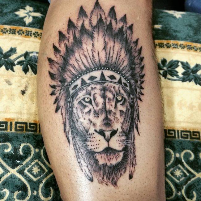 Mexican Tattoo