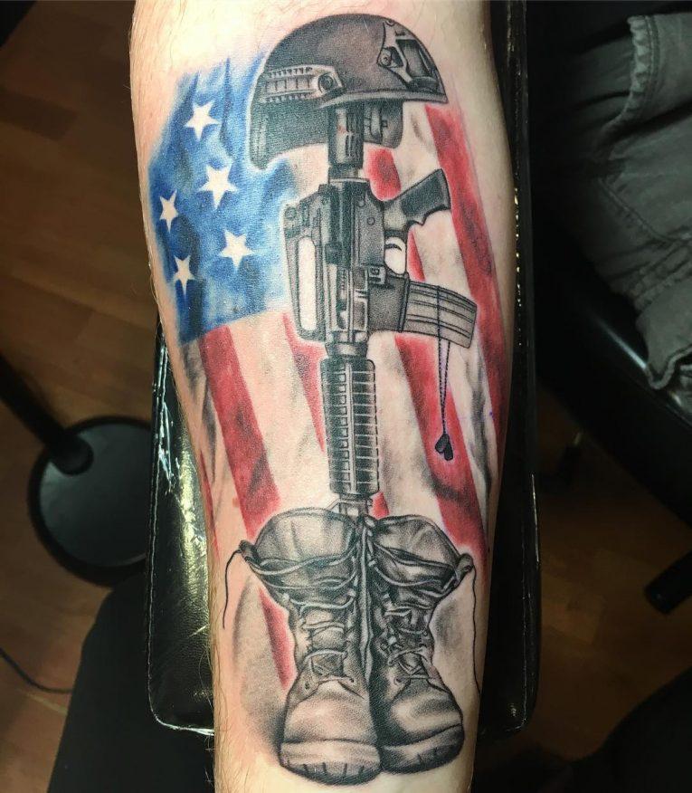 Military Tattoo 100