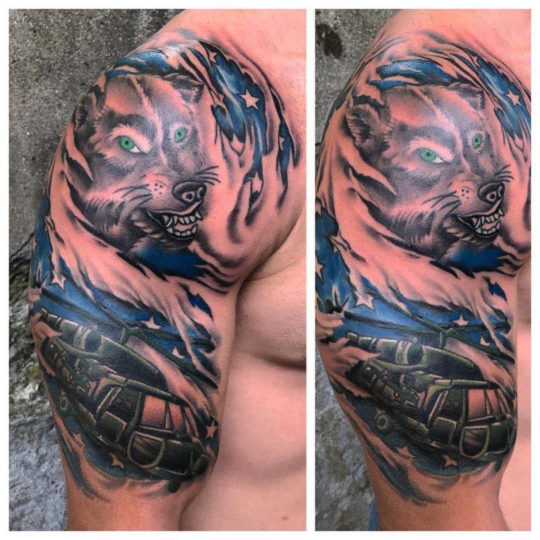 Military Tattoo 102
