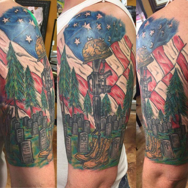 Military Tattoo 103
