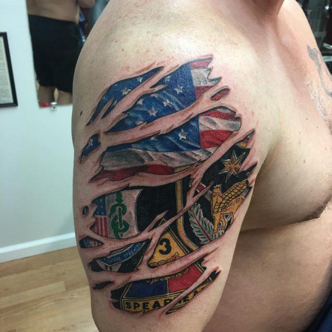 Military Tattoo 86