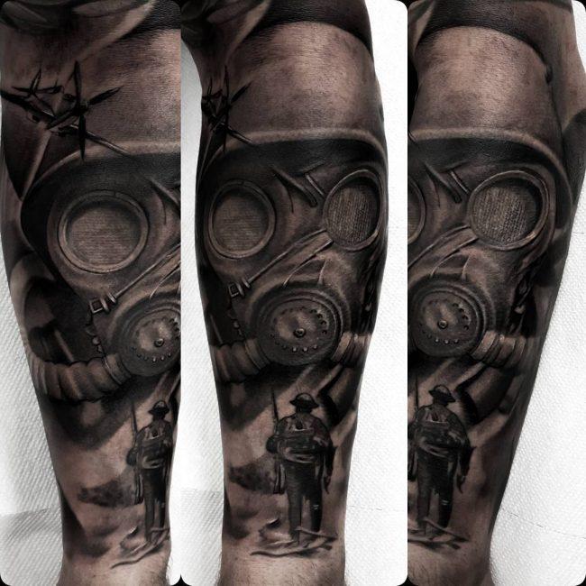 Military Tattoo 87