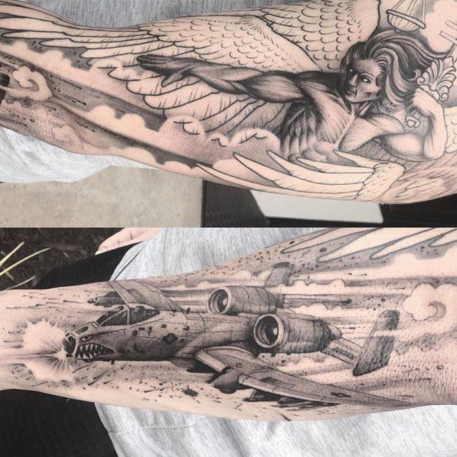 Military Tattoo 88