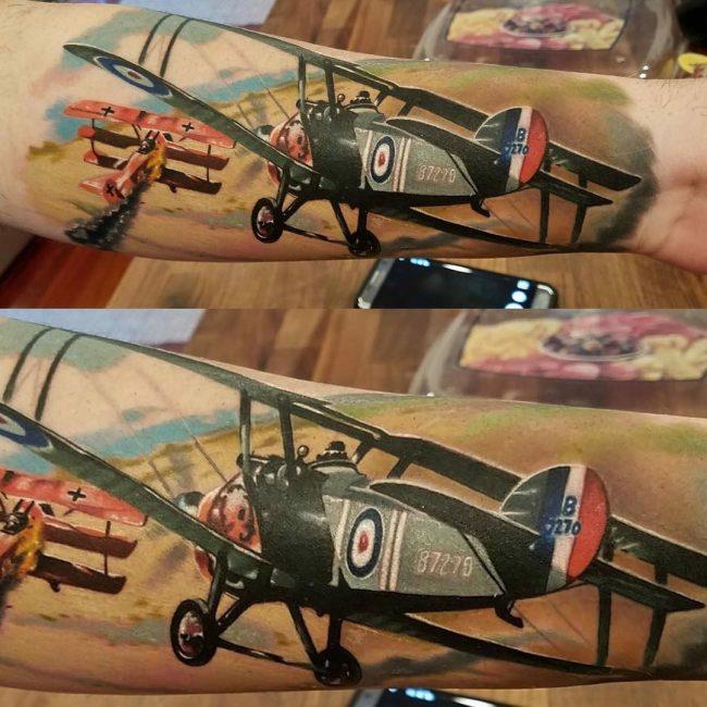 Military Tattoo 91