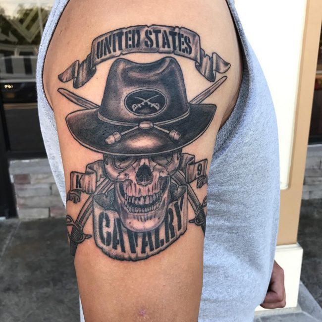 Military Tattoo 93
