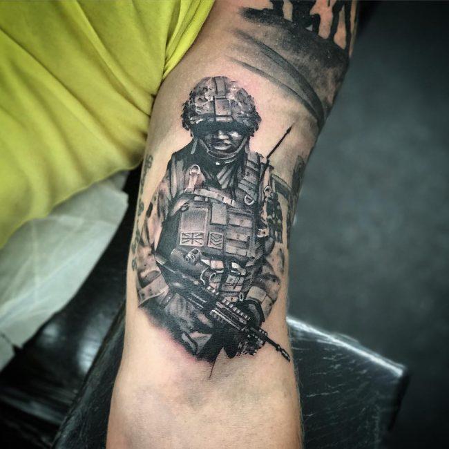 Military Tattoo 95