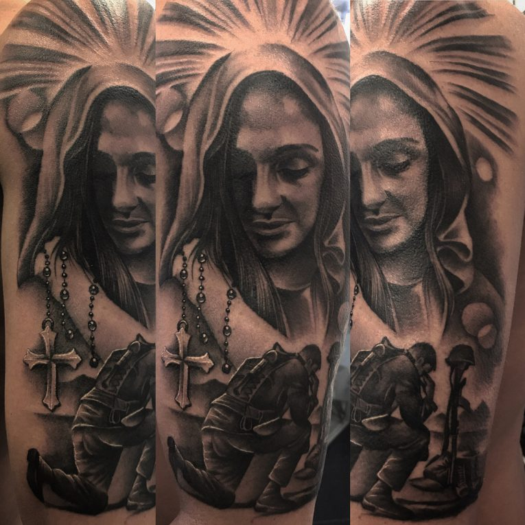Military Tattoo 98