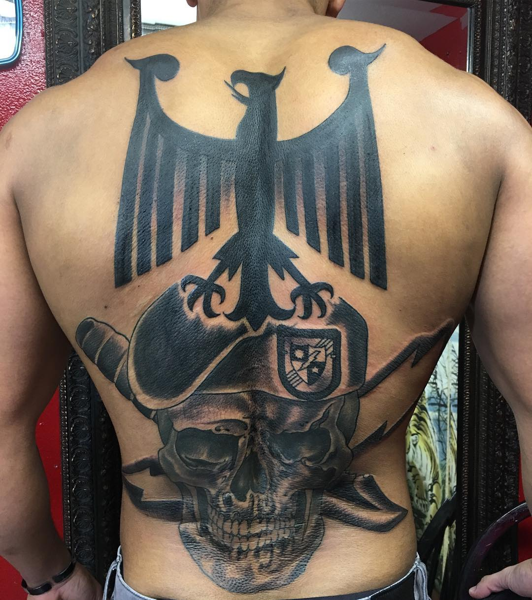 Tattoo Ideas Navy: 105+ Powerful Military Tattoos Designs & Meanings