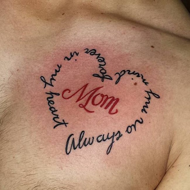 Mom Tattoo 46