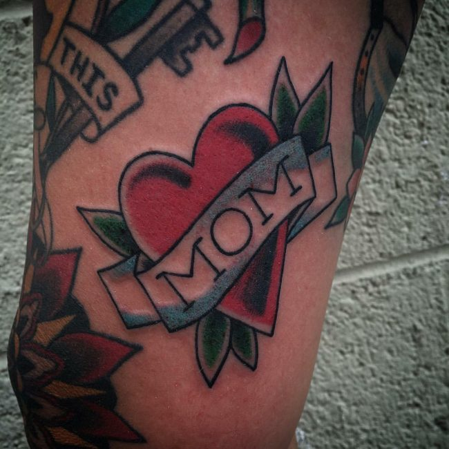 Mom Tattoo 49