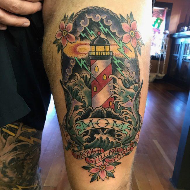 Mom Tattoo 50