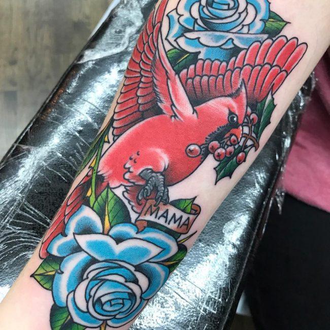 Mom Tattoo 52