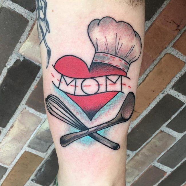 Mom Tattoo 53