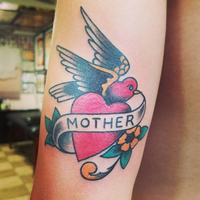 Mom Tattoo 54