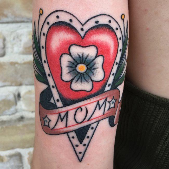 Mom Tattoo 55