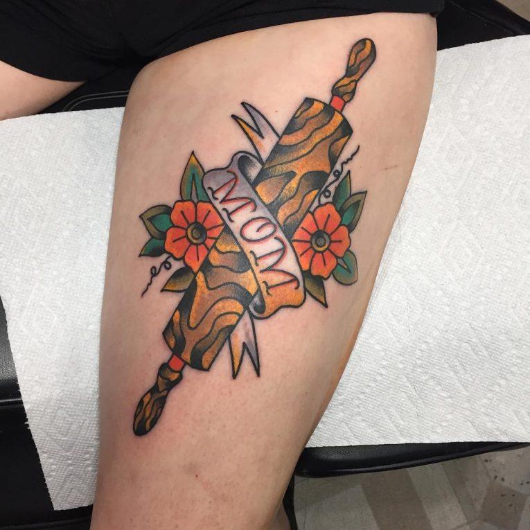 Mom Tattoo 56