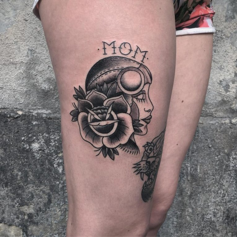 Mom Tattoo 57
