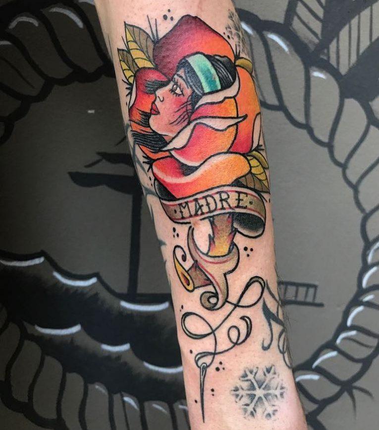 Mom Tattoo 59
